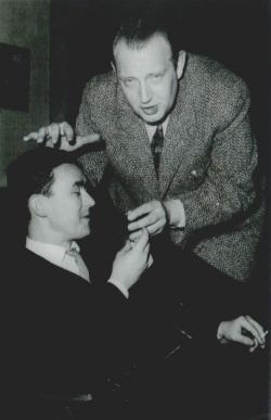 Csukás és Abody Béla
