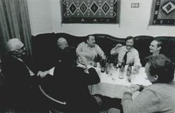 Baráti társaság a Siposban