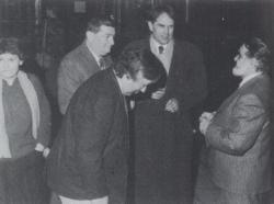 Csukás István, Bertha Bulcsu, Görgey Gábor és Gyurkovics Tibor (1991)