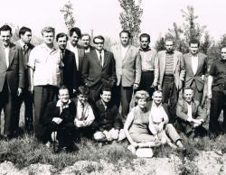 Betegeivel, 1964