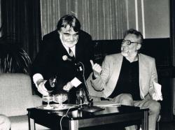 Gyurkovics és Szakonyi a Rátkai Klubban