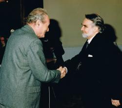 Somogyi József és Gyurkovics Tibor