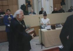 1998 szeptember, Műegyetem – gyémántdiplomával