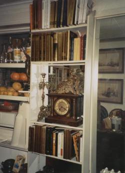 A Határ-könyvek helye – azóta még egy méter van...