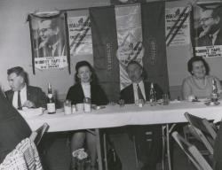 Első amerikai előadókörút (Cleveland?), 1970