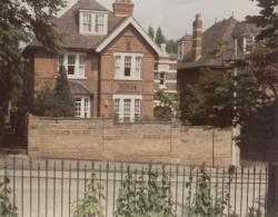 Házunk 1970-ben
