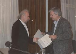 Kossuth Klub, Határ Gy. 75 éves; Szakolczay Lajossal