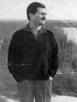 A fiatal Juhász Ferenc