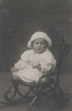 A Kálnoky Lászlóról készült első fotó, 1912?