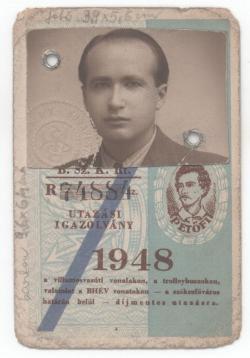 Bérlet, 1948