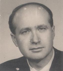 Portré 1954-ből