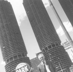 Kányádi Sándor, USA, Chicagóban, 1973