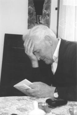 Kányádi Sándor 2001