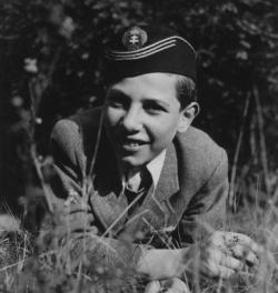 Parádfürdőn, 1942 nyarán