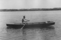 A ráckevei Duna-ágon (1955)