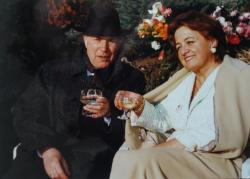 Esküvője Magdával, 1996