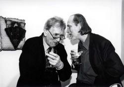 Oskar Pastiorral Berlinben, 1988-ban