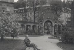 Mándy Iván Karlovy Varyban (1974)