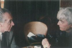 Mándy Iván és Mészöly Miklós (1987)