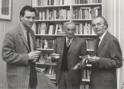Sugár János, Zsolt István és Mándy Iván (1988)