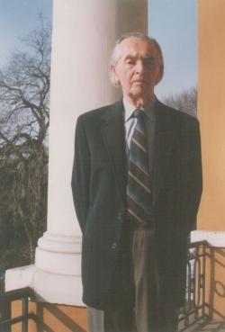 A szilgilgeti alkotóházban, 1991 február