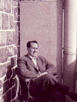 Galyatetőn, 1948 körül