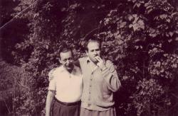 Aczél Tamással, 1958