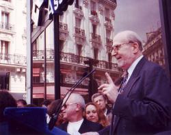Párizs, Place Kossuth, 1998. június 6.