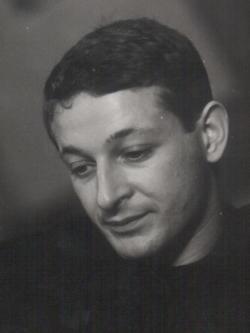 Nádas Péter (fotó: Szabó Mihály)