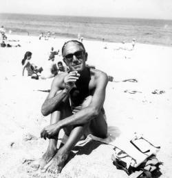 Ottlik Géza Biarritzban, 1961 július