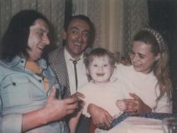 A Páskándi-család és Kibédi Ervin humorista (1974)