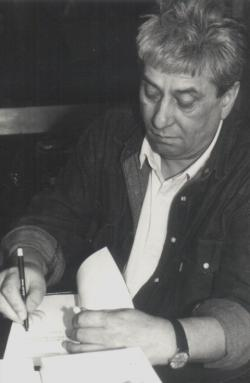 Könyvnapi dedikálás (1991)