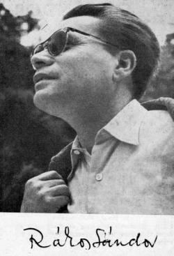 Az Egyetemi Színpadon 1970. február 17-én rendezett szerzői est meghívója