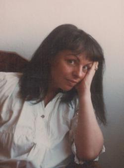 Rakovszky Zsuzsa a nyolcvanas évek elején