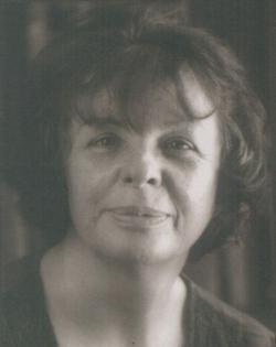 Rakovszky Zsuzsa (2002, fotó: Szilágyi Lenke)