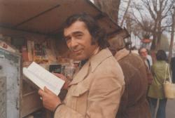 Somlyó György Párizsban, a hetvenes évek közepén