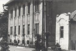 A boglári zsinagóga az Erzsébet utcában