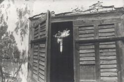 A balatonboglári zsidó temető ravatalozója