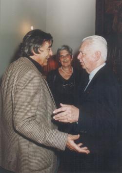Somlyó György, Orbán Júlia és Kosáry Domokos