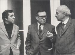 Somlyó György, Illyés Gyula