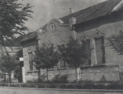 Szülőháza Balatonbogláron, az Erzsébet utcában