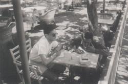 Devecseri Gábor és Somlyó György költői versenye Balatonbogláron (1940)