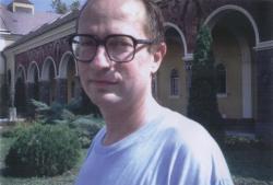 Spiró György, 1994 (fotó: Kemény György)