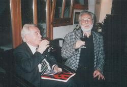 Hubay Miklós és Szakonyi Károly, 2001