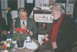 Gyurkovics Tibor és Szakonyi Károly, 2004 december