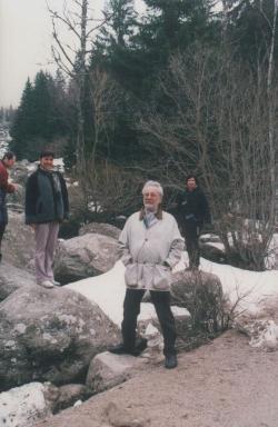 A bolgár hegyekben, 2003