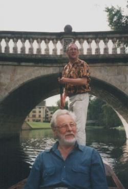 Cambridge-ben, a Cam folyón