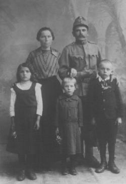 Anyai nagyapám indul a frontra – 1914 nyarán