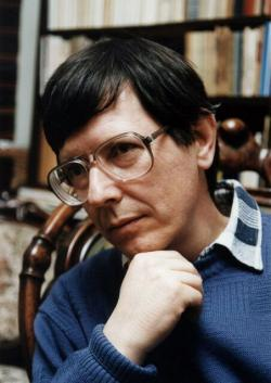 Portré (fotó: Vörös Szilárd, 1997)