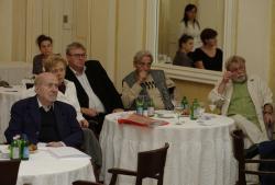 Méray Tibor, Takács Zsuzsa, Závada Pál, Kovács András Ferenc és Parti Nagy Lajos